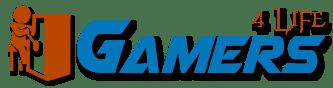 Gamers 4 Life Logo